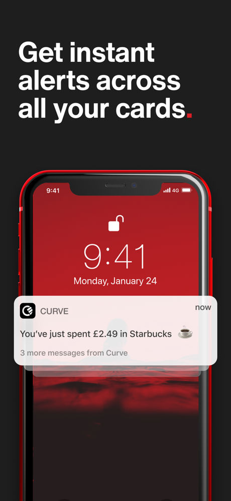 Curve - Get more from your banks 64