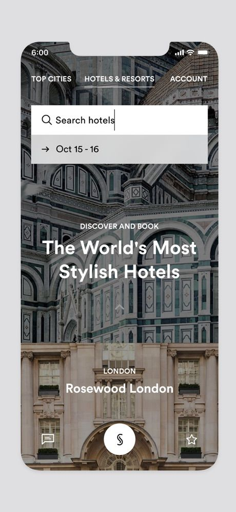 Six - Discover expert-curated hotels 61