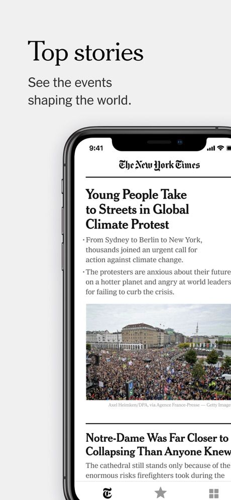 The New York Times - Breaking National & World News 74