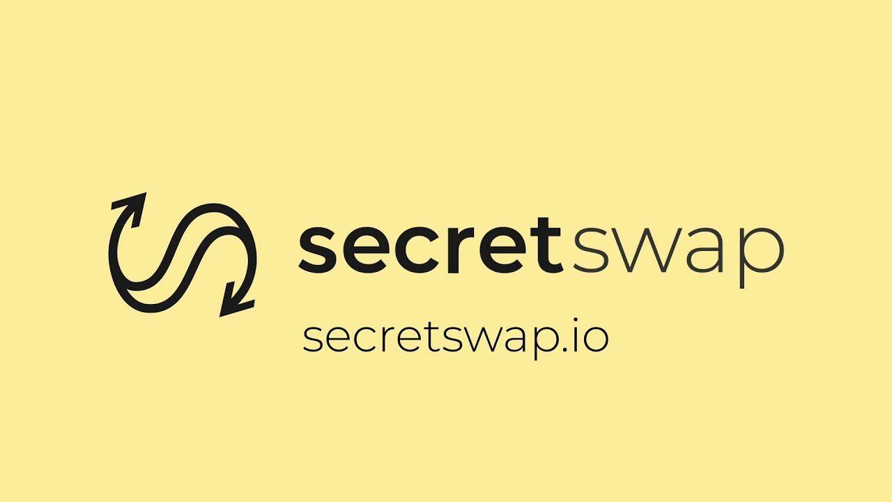 SecretSwap - A Better Way to Trade
