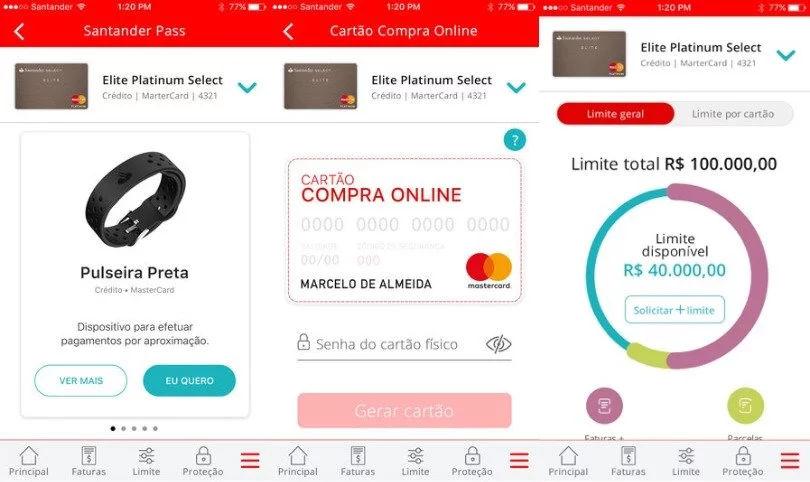 SantanderWayAppScreens01SejaGeek