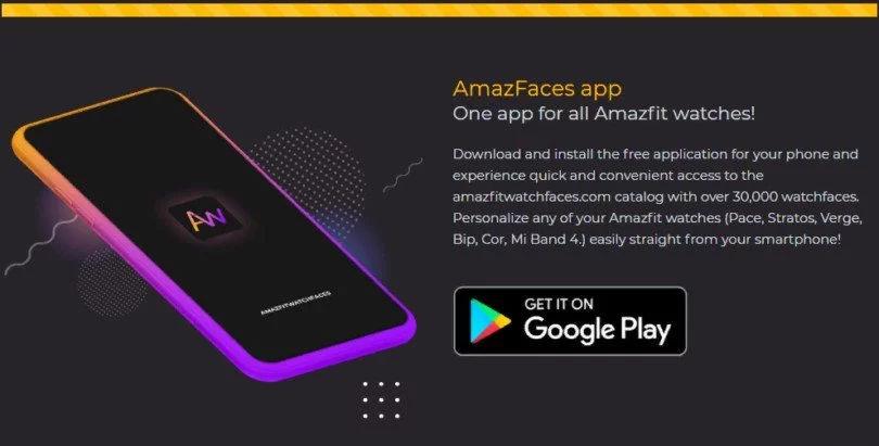App AmazFaces