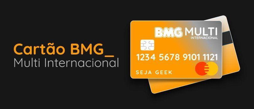 Cartão BMG Multi Internacional