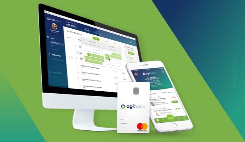 Conta e Cartão de Crédito Agibank