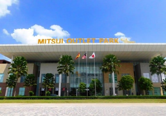 10 best places in Selangor to visit in 2019 - Mitsui Outlet Park