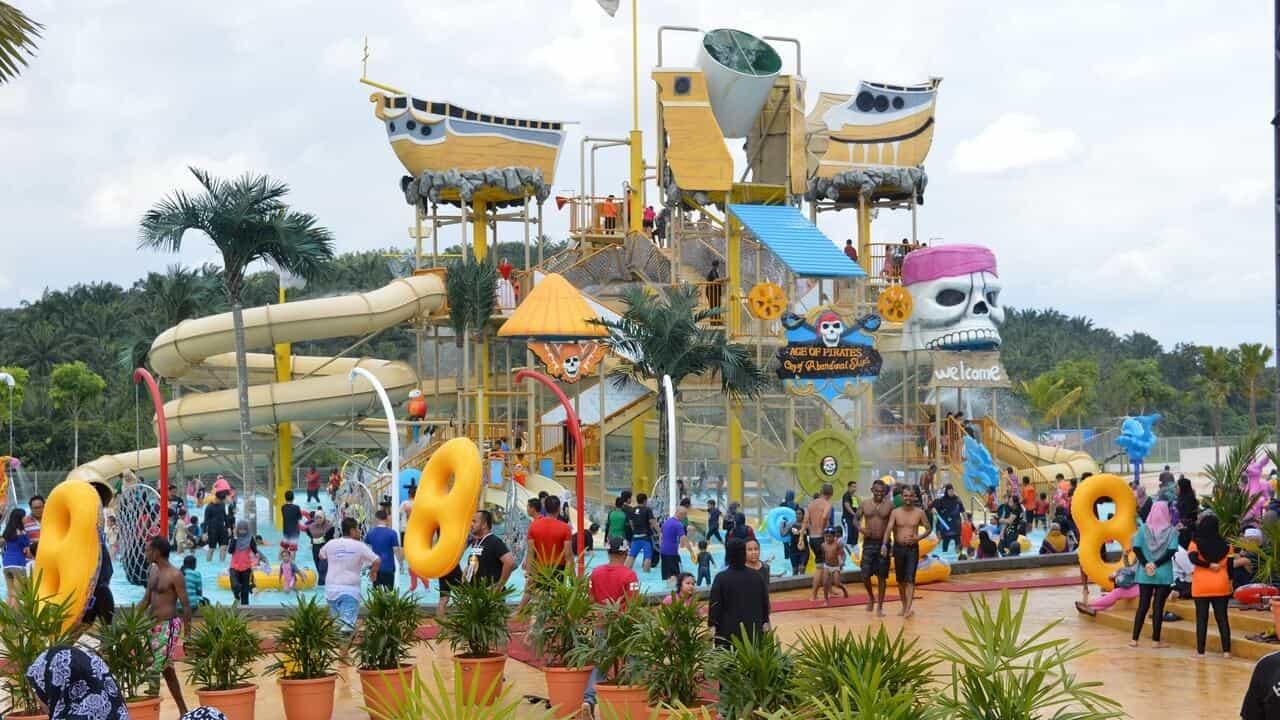Bangi Wonderland Theme Park & Resort