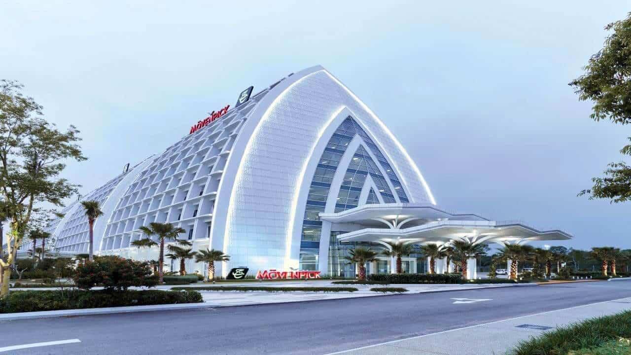 Mӧvenpick Hotel & Convention Centre KLIA