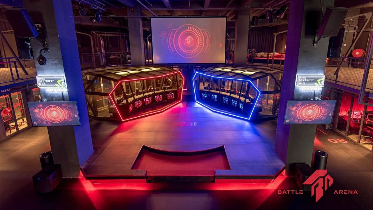 Battle Arena Malaysia