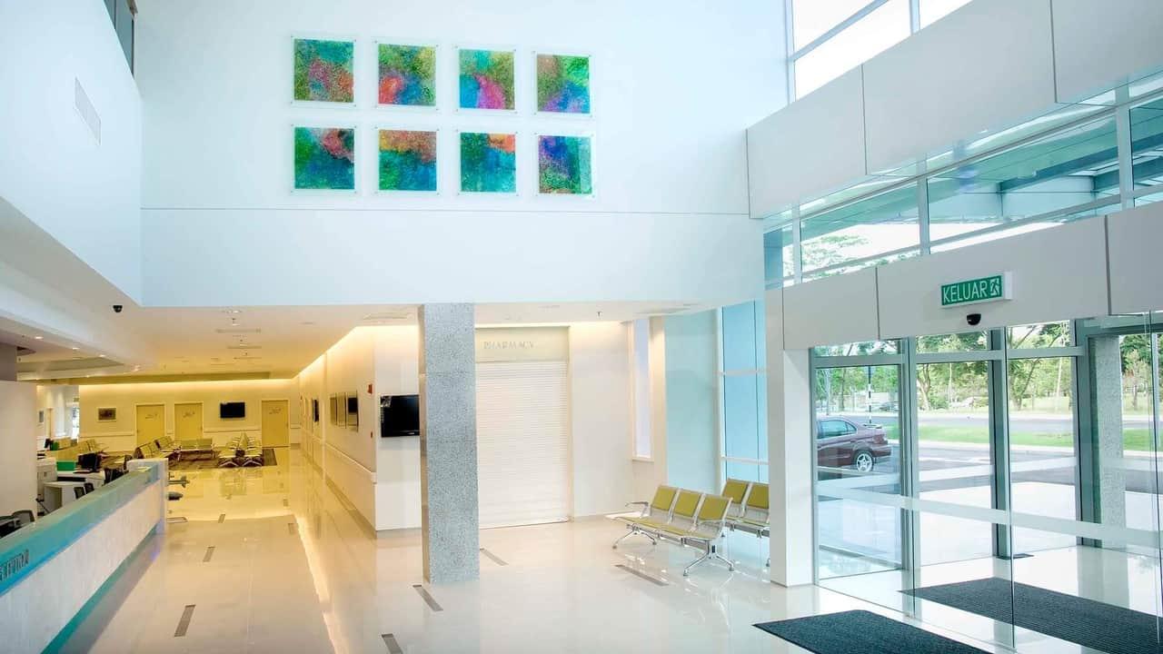 Columbia Asia Hospital Bukit Rimau
