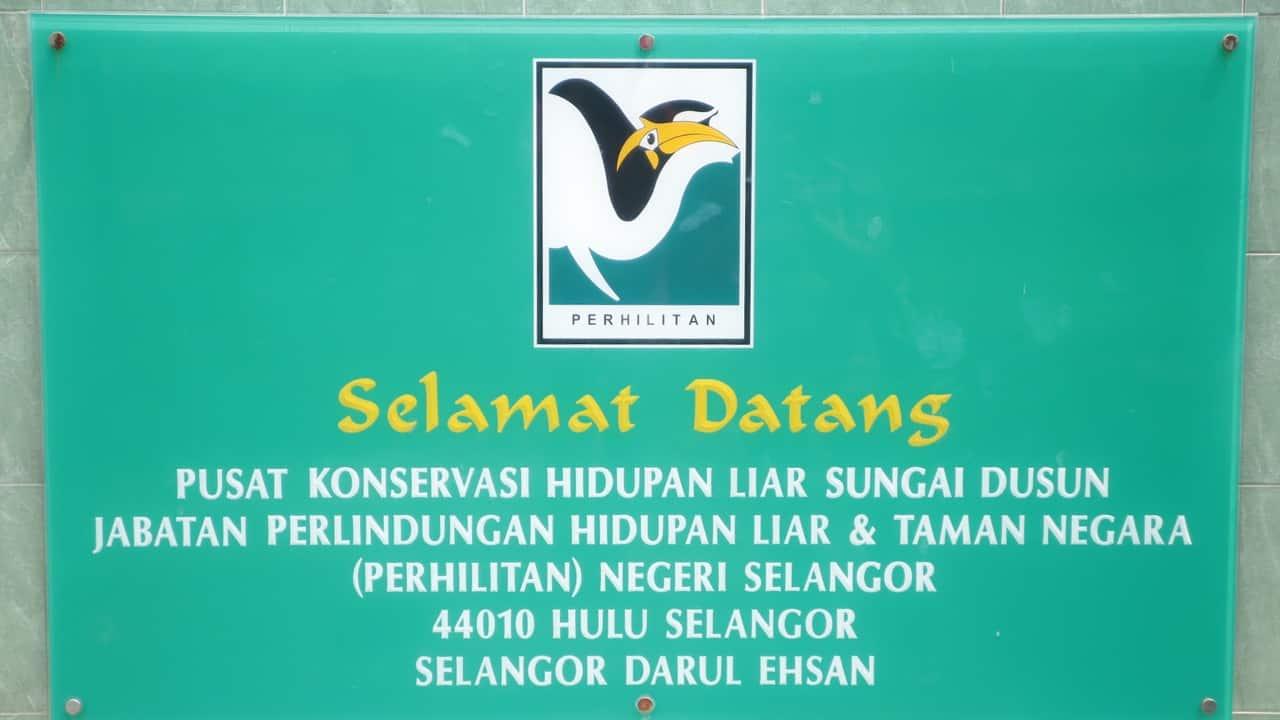 Sungai Dusun Wildlife Conservation Centre