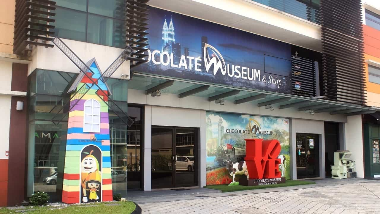 Chocolate Museum Kota Damansara