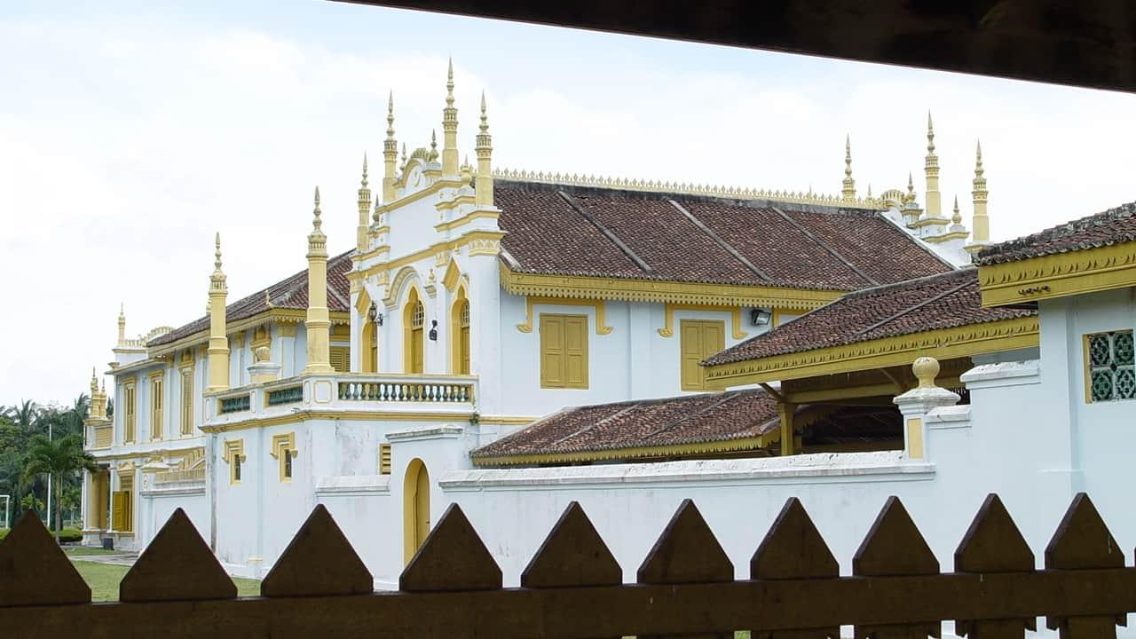 Bandar Palace Jugra