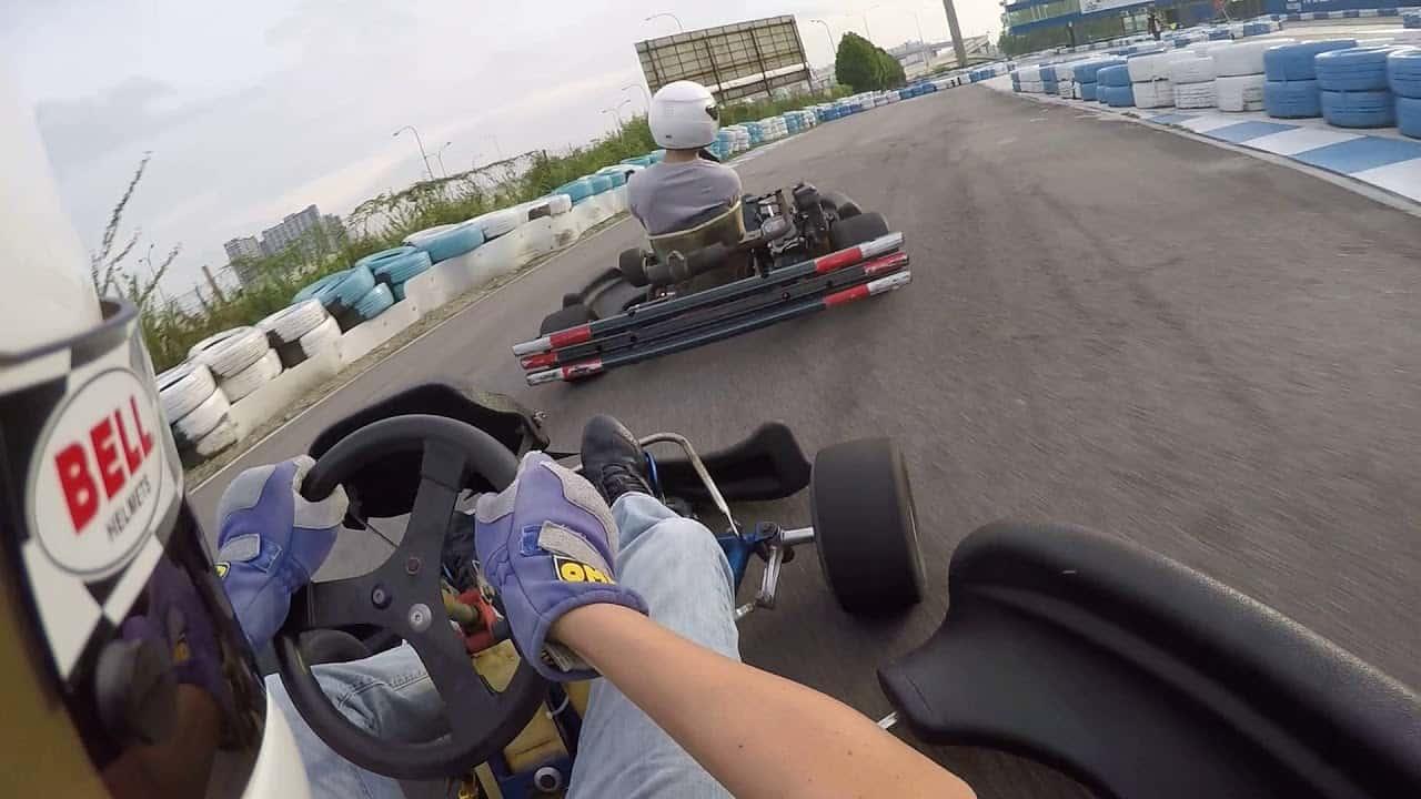 Batu 3 Karting