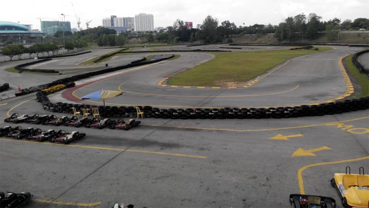 City Karting Shah Alam