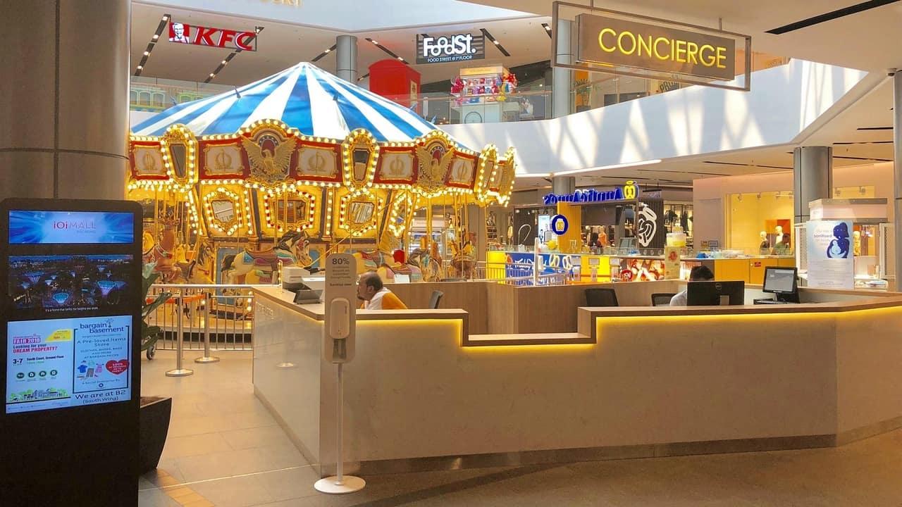 IOI Mall Puchong