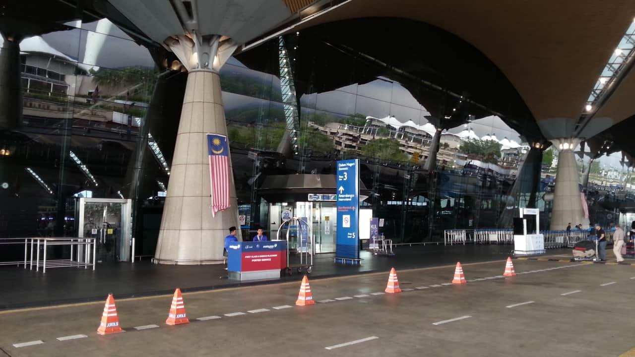 Kuala Lumpur International Airport (KLIA)