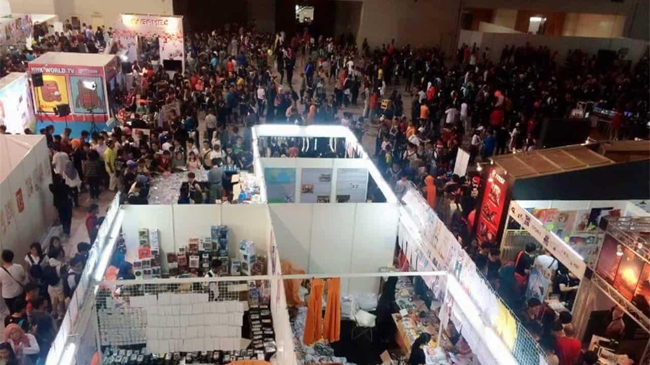 MINES International Exhibition & Convention Centre (MIECC)