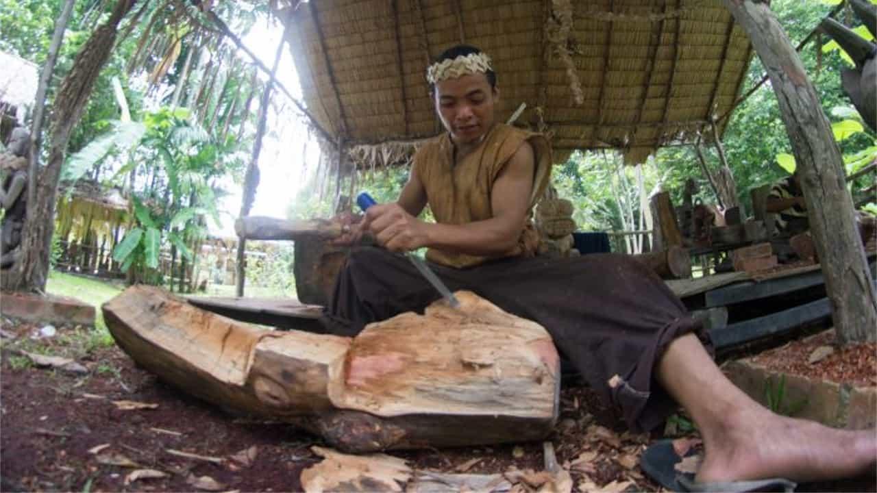 Mah Meri Cultural Village