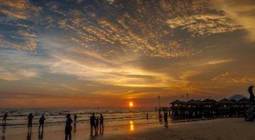 Morib Beach