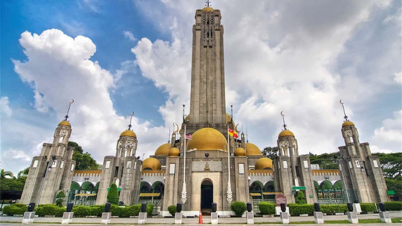 Sultan Suleiman Royal Mosque