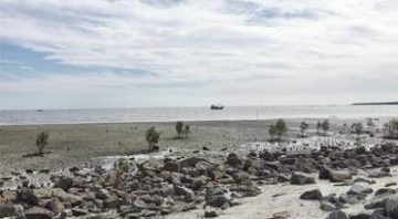 Bagan Nakhoda Omar Beach