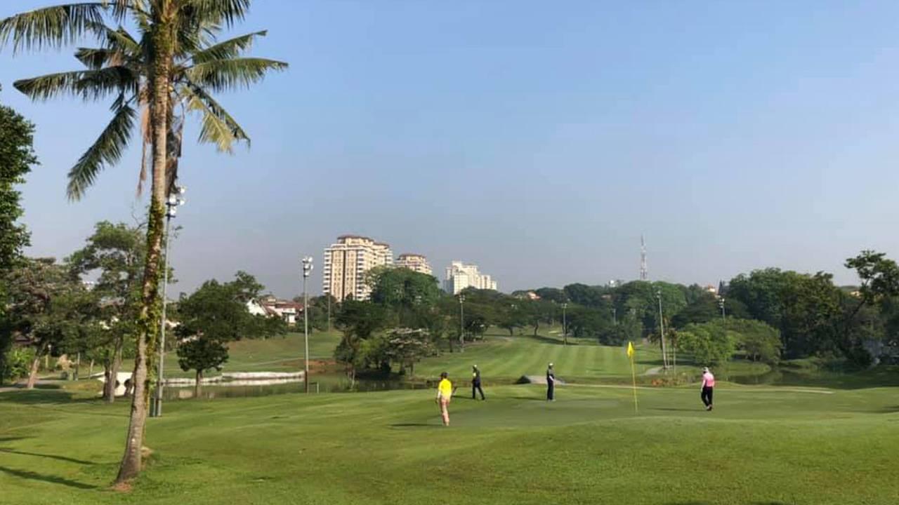 Sultan Abdul Aziz Shah Golf & Country Club (SAASGCC)