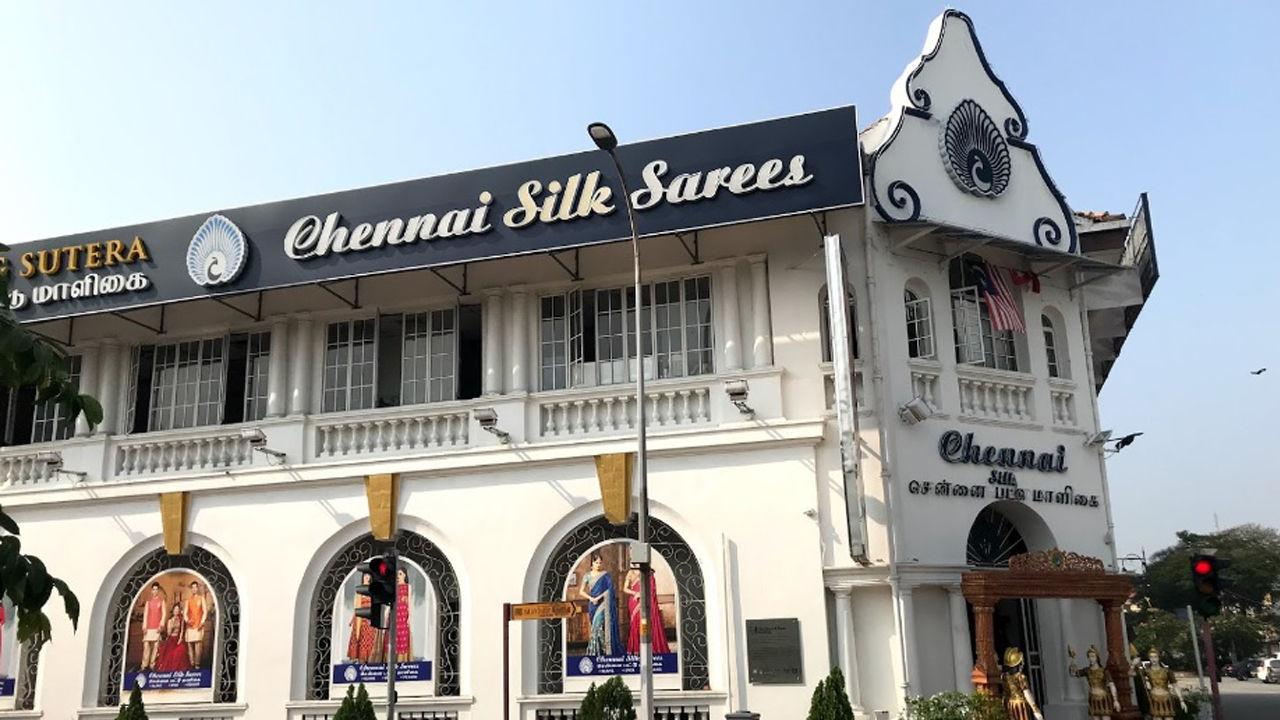Chennai Silk Palace Klang