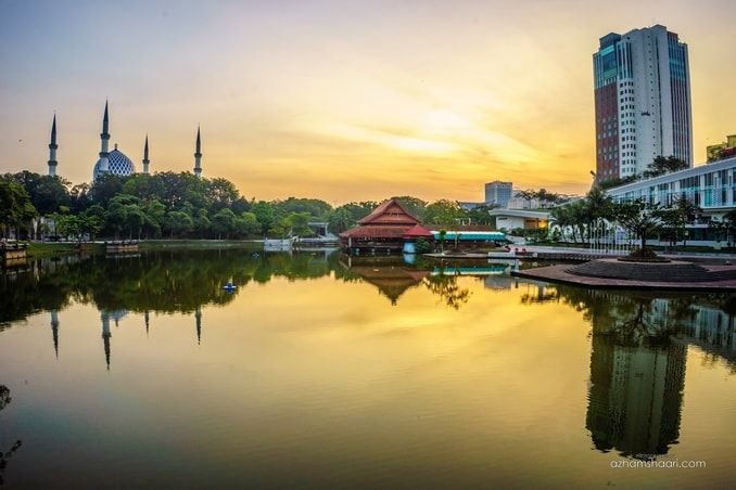 TOP 6 BEST JOGGING SPOTS WITH A SPECTACULAR VIEW IN SELANGOR 6