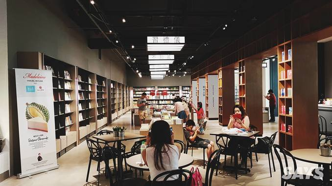 TOP 6 BEST BOOK CAFES IN SELANGOR TO CHILL AND RELAX IN 6