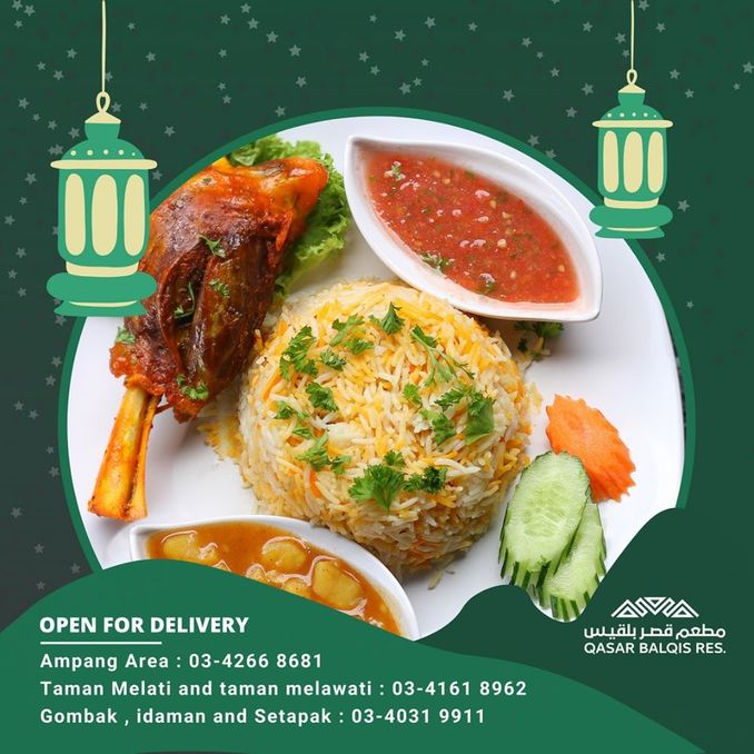 RAMADAN E-BAZAAR, FOOD DELIVERY AND TAKEAWAY SERVICES IN SELANGOR 4