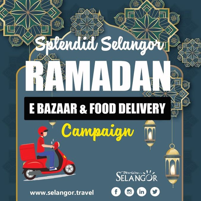 RAMADAN E-BAZAAR, FOOD DELIVERY AND TAKEAWAY SERVICES IN SELANGOR 1