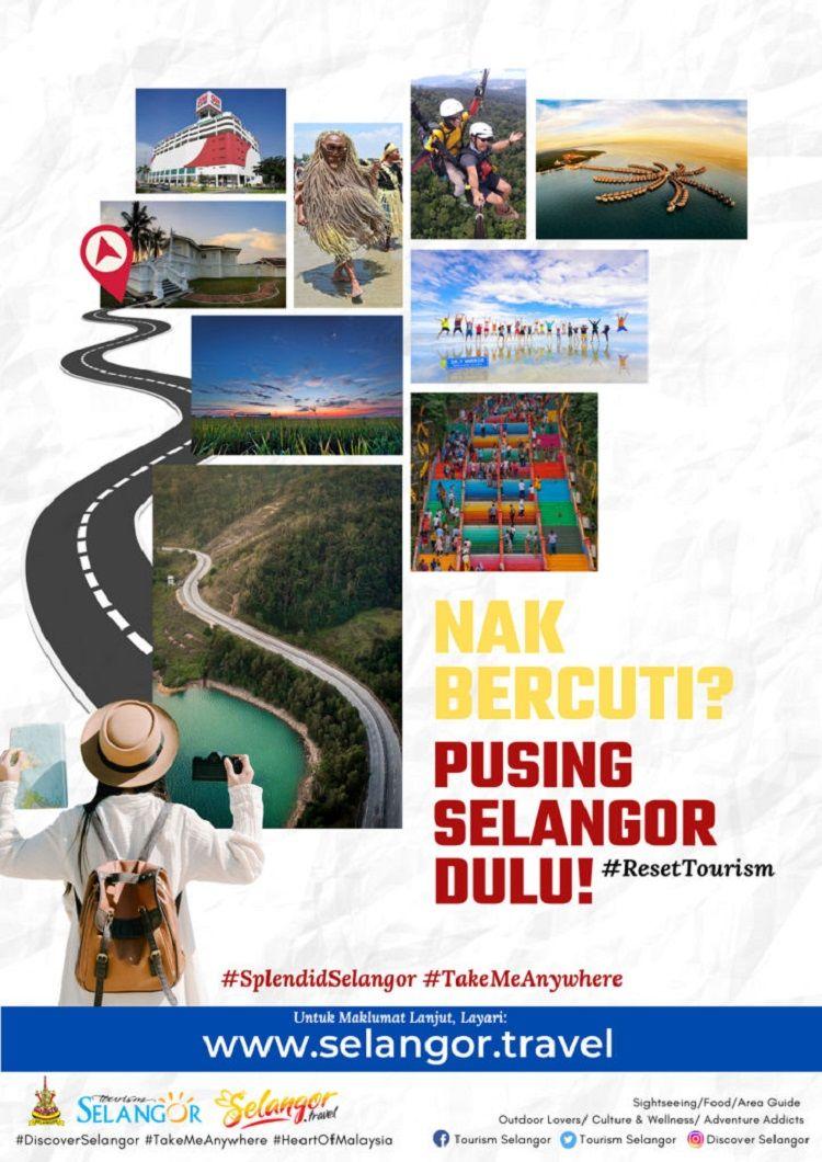 Official Launching of Pusing Selangor Dulu Campaign