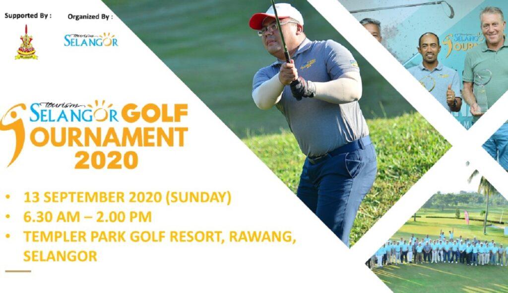 2nd Tourism Selangor Golf Tournament 2020