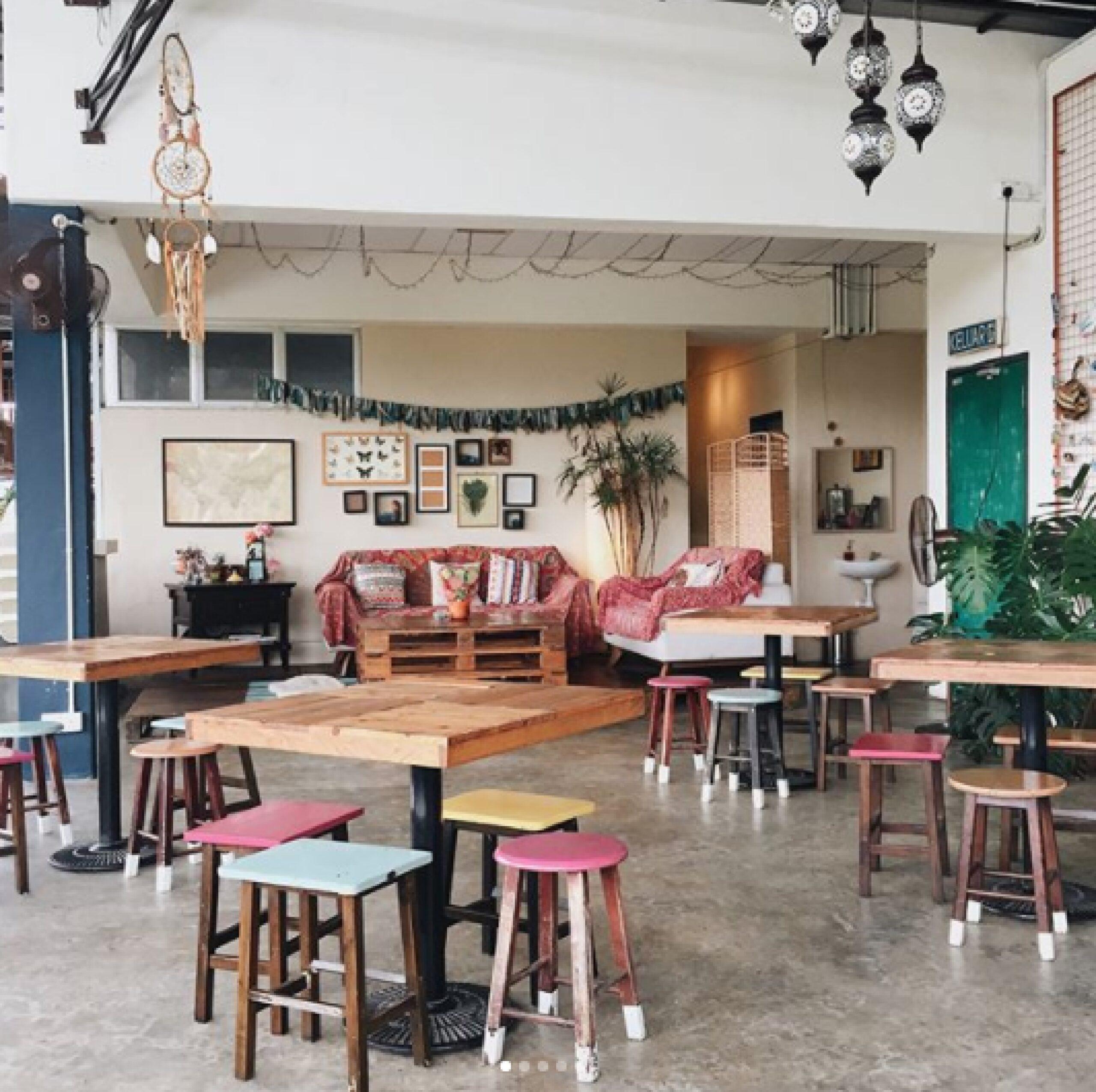 UNIQUE INSTAGRAMMABLE CAFES IN SELANGOR 10