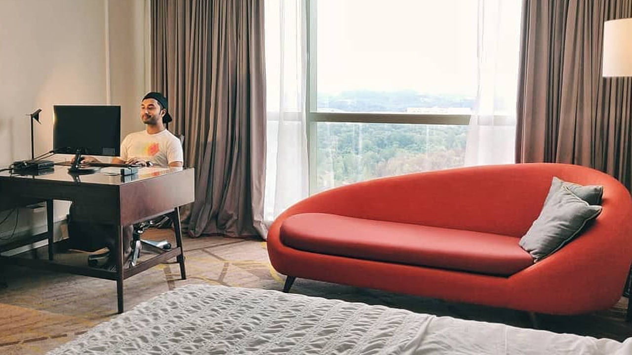 HUSTLE IN STYLE WITH WORK-FROM-HOTEL PACKAGES IN SELANGOR 2