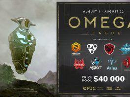 OMEGA League Asia