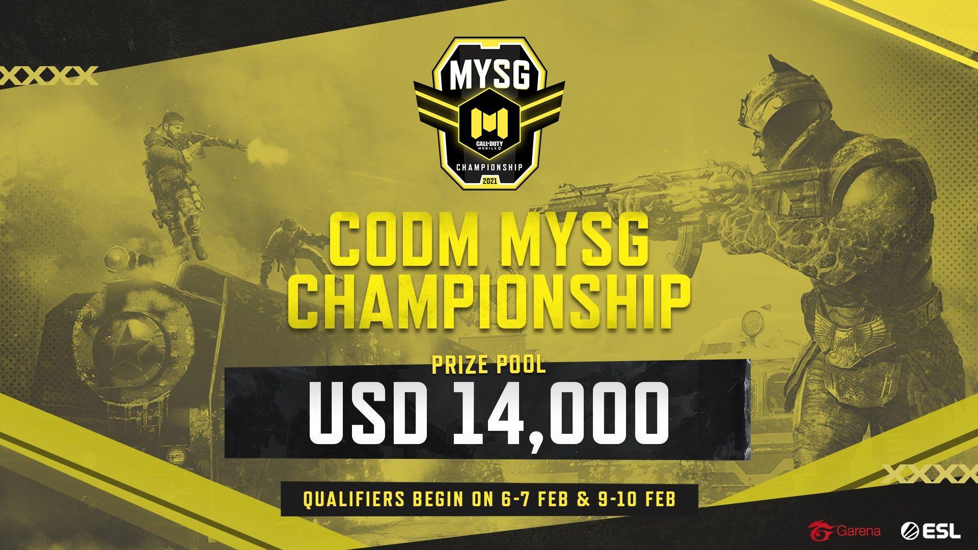 Yoodo RSG dan Rampage Gaming bakal berentap di saingan separuh akhir kejohanan MYSG Championship 2021
