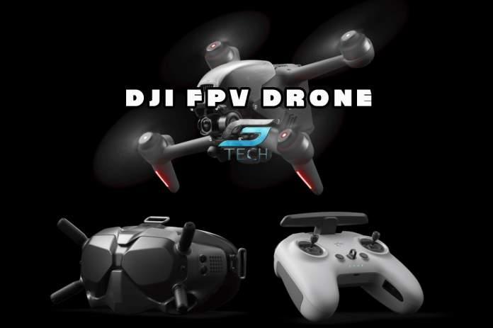 DJI FPV Drone, Foto DJI