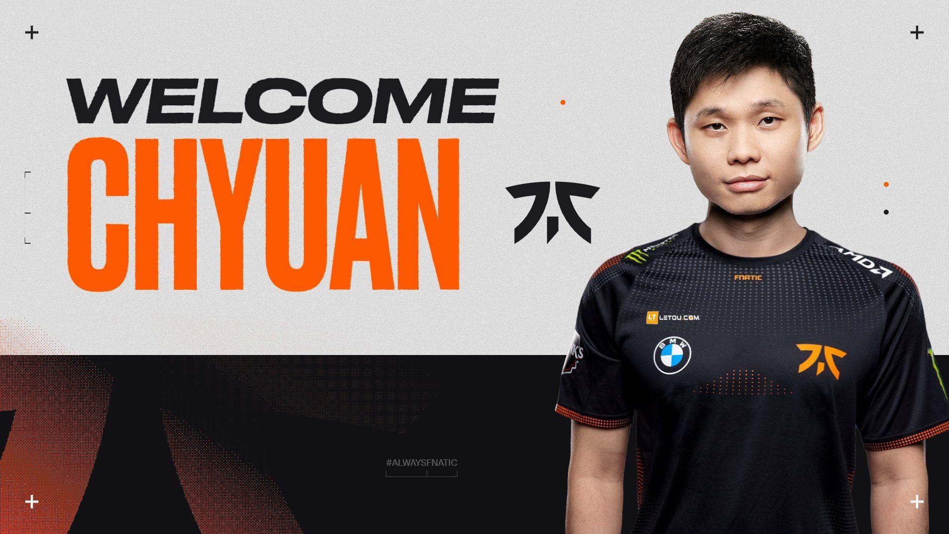 "Juara Liga DPC Asia Tenggara musim pertama, Fnatic telah membawa masuk seorang lagi pemain Malaysia, Ng Kee ""ChYuan"" Chyuan sebagai pemain offlane terbaru mereka."