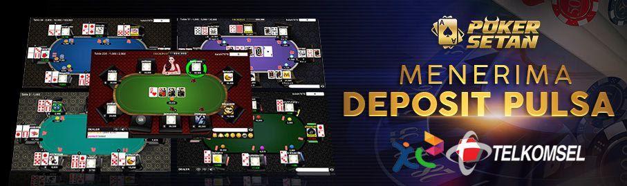 Poker Deposit 5000 10000 Bandarqq Dominoqq Pokersetan