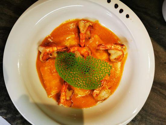 Fer à Cheval - Servido Menu (Takeaway, Delivery) - Lobster ravioli