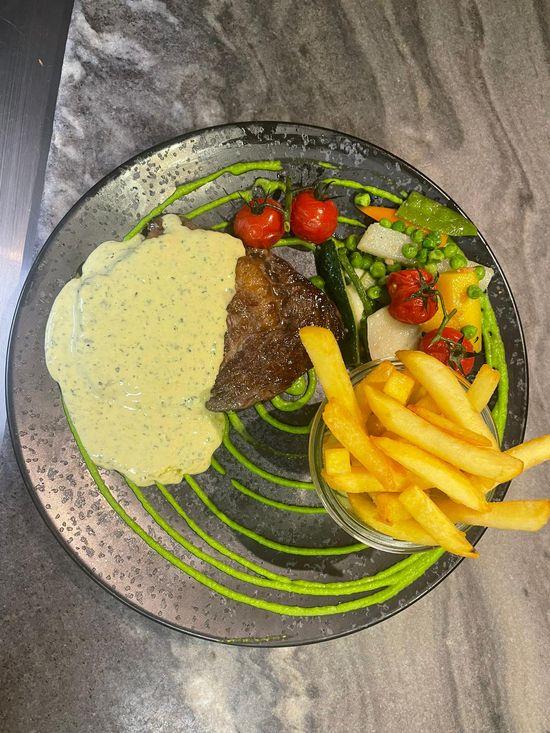 Fer à Cheval - Servido Menu (Takeaway, Delivery) - Grilled Beef Parisienne