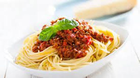 Fer à Cheval - Servido Menu (Takeaway, Delivery) - Spaghetti bolognese