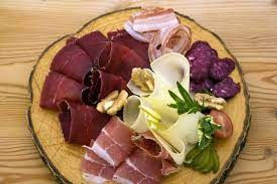 Fer à Cheval - Servido Menu (Takeaway, Delivery) - 1/2 Plate of Cured Meat