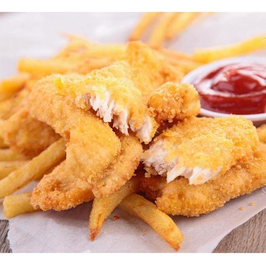 Borsalino - Servido Menu (Takeaway, Delivery) - Nuggets de poulet avec frites