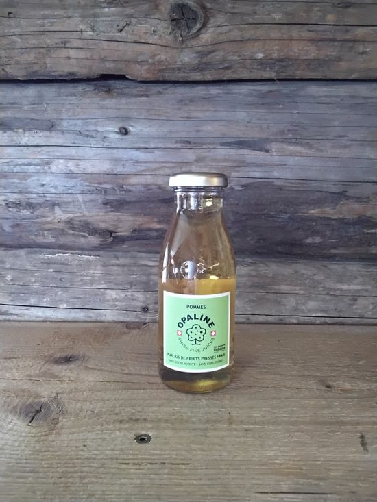 La Cabane de L'Etable - Servido Menu (Takeaway, Delivery) - Jus de pomme Opaline