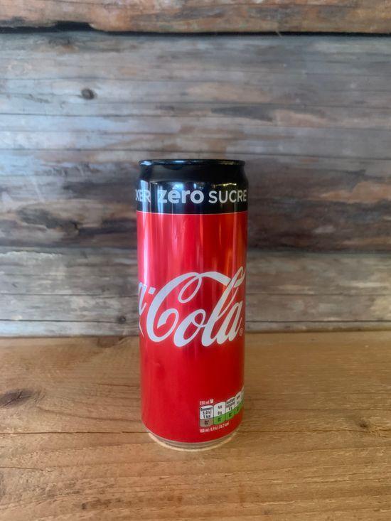 La Cabane de L'Etable - Servido Menu (Takeaway, Delivery) - Coca Zéro