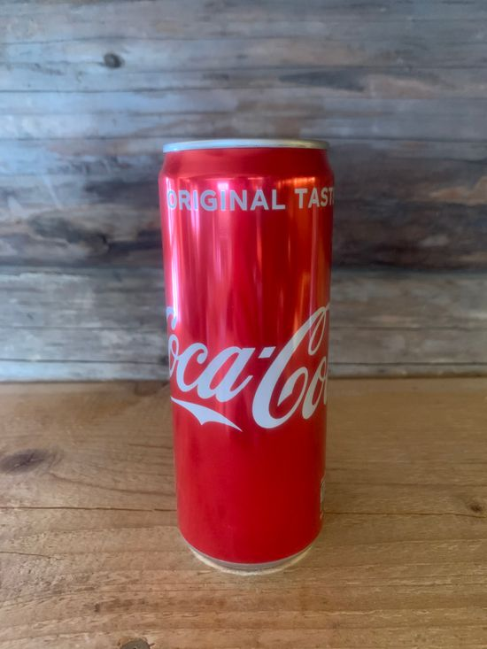 La Cabane de L'Etable - Servido Menu (Takeaway, Delivery) - Coca Cola 33 dl