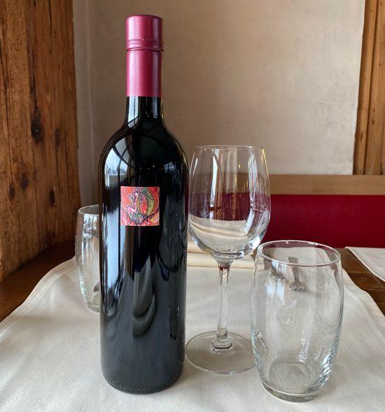 L'Ecurie - Servido Menu (Takeaway, Delivery) - Pinot Noir les Bernunes 75cl