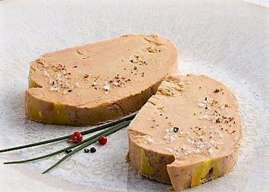 L'Ecurie - Servido Menu (Takeaway, Delivery) - Foie gras de canard mi-cuit et chutney 300gr